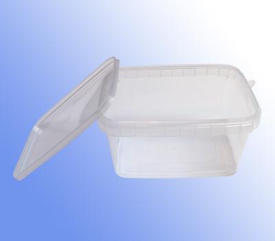 Műanyag tároló doboz 400ml